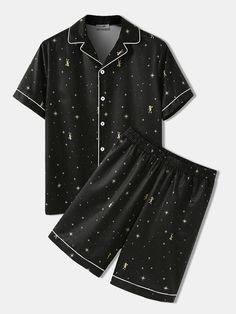 Cute Sleepwear, Sleepwear Sets, Pyjamas, African Shirts For Men, Pajama Outfits, Mens Clothing Styles, Cute Casual Outfits, Clothes For Sale, Pajama Set