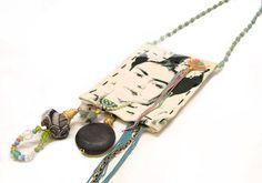 Collier Frida Kahlo Frida Kahlo bijoux collier bijoux