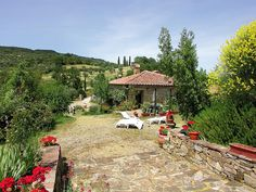 Seggiano (Italy). Sleeps: 13. Bedrooms: 6. Bathrooms: 5. Price from: 831/week.   3 km from Seggiano: Pretty country house, where the original construction has been considered during the full renovation, as well as the choice of materials. Situated at the foot of Monte Amiata, in