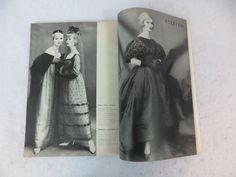 Evelyn Tripp (right  left) Vogue Magazine September 1, 1958