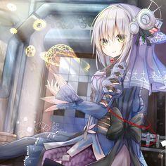 #クロックワーク・ プラネット #anime #animedrawing #animegirl #clockworkplanet #clockwork #リューズ #ryuzu #Ryūzu #anime