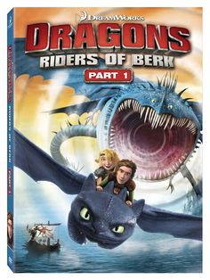 This animated adventure for kids from the popular HOW TO TRAIN YOUR DRAGON series includes episodes 1-11 of the show, following the high flying story of Hiccup, Toothless, and the rest of the gang as