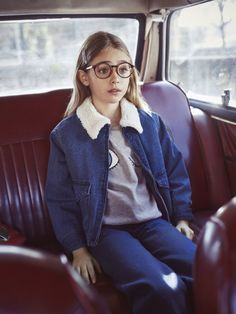 Série mode : Maurice Traveller   MilK - Le magazine de mode enfant