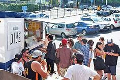 Auckland food truck scene on a roll