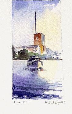 Abbotsford 1 | tony belobrajdic_ www.artiscon.com | Flickr
