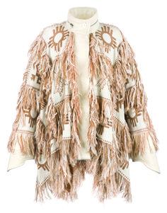 MITAWA APACHE CARDIGAN VERSIONE COYOTECAPE CREAM/KAKI Heritage Brands, Kimono Top, Cream, Tops, Fashion, Bangs, Creme Caramel, Moda, Fashion Styles