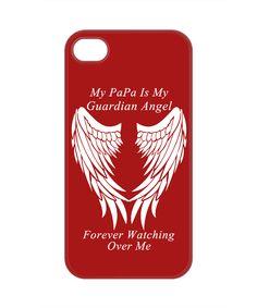 PaPa Guardian Angel Phone Case