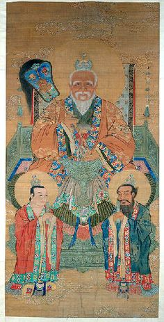 Laozi, the Celestial Worthy of the Way and Its Power