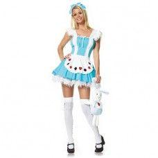 Alicia Niña  http://www.placersexy.com/59-divertidos/144-disfraces/4193-leg-avenue-disfraz-alicia-nina/
