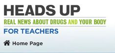 Heads Up: Real News About Drugs and Your Body has been updated in 2014 and is ready to rock the 2015 REVERE Awards!