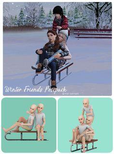 Sims 4 Couple Poses, Kid Poses, My Sims, Sims Cc, Sims Stories, Sims 4 Black Hair, Sims Packs, Sims 4 Children, Manga Poses