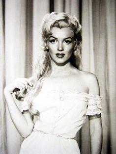 cute, marilyn monroe, beautiful, woman, white, dress