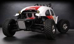 Axial EXO – VW Baja Bug Build  