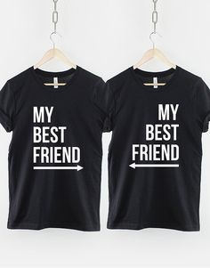 Beste Freunde Shirts 2 x mein bester von ResilienceStreetwear