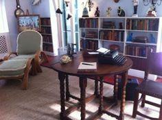 Hemingway_House: Ernest Hemingway's writing studio