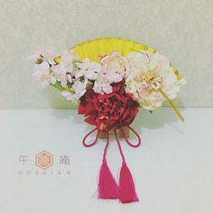 【gosuikan】さんのInstagramをピンしています。 《➡️https://gosuikan.thebase.in/  #BASEec @BASEec #ハンドメイド #handmade  本日のお客様のセレクトは、レッドのピオニーにローズのタッセルでした。 素敵なセレクトです☺  #扇子ブーケ #扇子デコ #和装 #ブーケ #bouquet #ウェディング #ウエディング #wedding #ブライダル #bridal #前撮り #girly #cute #shabbychic #japanese #japanesestyle #japanesque #flower #flowers #flowerstagram  #Instaflower #Instaflowers  #桜 #cherryblossoms #cherryblossom #ピオニー #peony》