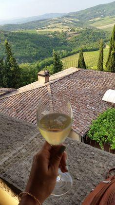 Castello di Verrazzano #tuscany #italy #vino