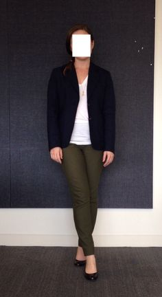 Simple and structured Outfit by redditor tomlizzo