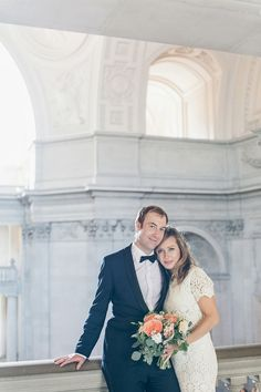 SF CITY HALL WEDDING, Photography by From SF With Love
