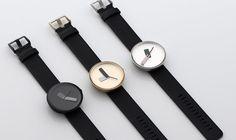 Nomad Moltair Watch #design #watch #montre