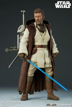 Star Wars Obi-Wan Kenobi Sixth Scale Figure by Sideshow Coll | Sideshow Collectibles