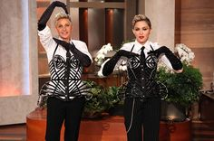 Madonna to Play 'Ellen' for a Full Week