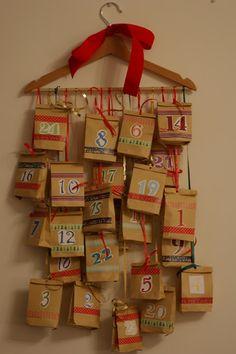 Disto e Daquilo: Calendário de Advento / Advent Calendar