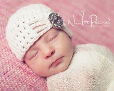 Crochet Hat PATTERN  Fancy Crochet Baby Beanie by PoshPatterns, $3.99