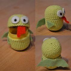 Kinder egg inspiration