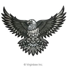 AMERICAN BALD EAGLE US NATIONAL SYMBOL BIKER JACKET VEST LARGE EMBROIDERED PATCH http://bikeraa.com/american-bald-eagle-us-national-symbol-biker-jacket-vest-large-embroidered-patch/