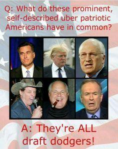 What patriots.