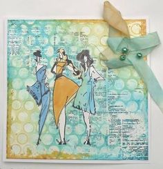 tim holtz runway stamps - Google Search