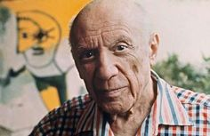 Pablo Picasso in painter of Guernica Pablo Picasso Artwork, Kunst Picasso, Art Picasso, Picasso Paintings, Picasso Guernica, Picasso Drawing, Georges Braque, Cubist Movement, Powerful Art