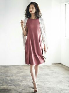 Elegant Outfit, Uniqlo, Chic, Inspiration, Outfits, Dresses, Women, Style, Fashion