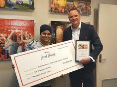 Taking interfaith tolerance to the next level, Australian Sikh Gurinder Kaur has won the Westfield Local Heroes 2019 award.