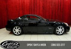 Cars for Sale: 2004 Cadillac XLR in Daytona Beach, FL 32114: Convertible Details - 415531397 - Autotrader