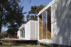 003 FPS Oficina de Arquitectura Casa Loma Verde 520x344 Contenedor/ contenido