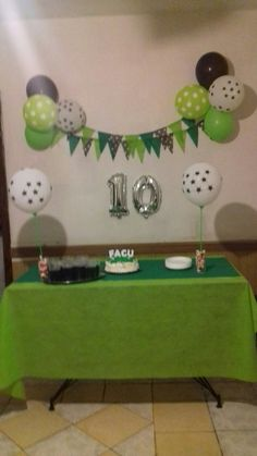 Football Theme Birthday, Football Themes, 5th Birthday, Ideas Para Fiestas, Kids, Baby, Wall Papers, Paper, Party