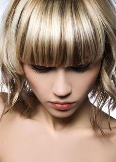 Vanilla Ribbons Blonde Look