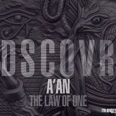 The Law Of One (7D Trance) by A'AN.