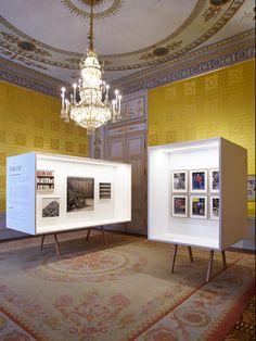 das Ensemble / Foto: (c) Bene Croy Albertina Wien, Design Studio, Gallery Wall, Frame, Home Decor, Architecture, Picture Frame, Decoration Home, Room Decor