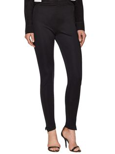 Balenciaga High-Rise Trouser
