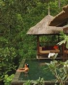 Villas and Suites in Bali Ubud Hanging Gardens | Luxury Accommodation in Bali, Indonesia, Bali Luxury Spa Hotel -  Explorer   - Panoramic Deluxe Pool Villa