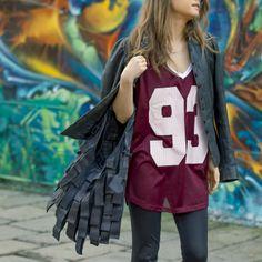 #streetstyle #monimoni #cascadeleatherbag #leatherbag