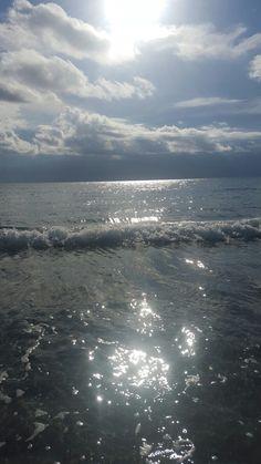 Sparkling Water.. Boca Beach
