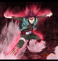 100 best might guy naruto naruto shippuden images on pinterest