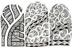 maori tattoo designs | Maori style designs by Shadow3217 on deviantART