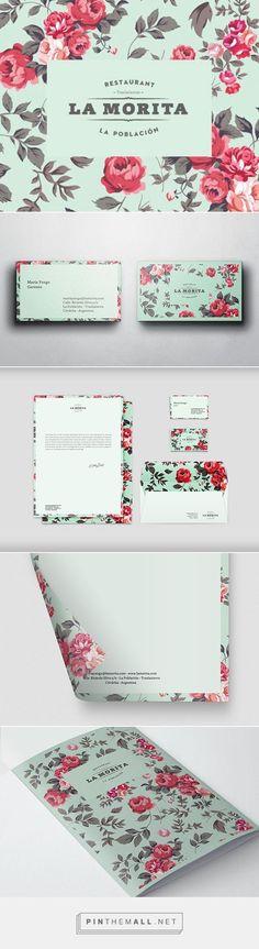 La Morita Italian Restaurant Branding by Paula Mastrangelo | Fivestar Branding Agency – Design and Branding Agency & Curated Inspiration Gallery