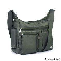 da610a549736 Lug USA Double Dutch Crossbody Messenger Bag