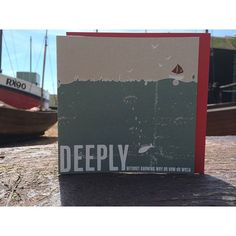 One of our older and favourite designs taken on Hastings beach amongst its fishing fleet and under its sunshine! Photo by @tashwalker_  http://ift.tt/1MMFyv6 #velvetolive #thevelvetolive #lovefromvo #design #greetingscards #graphicdesign #designer #instadesign #creative #wholesale #designs #designers#tbt